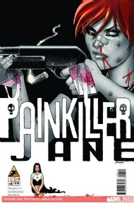 Painkiller Jane: the Price of Freedom 2013 - #4