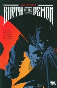 Batman: Birth of the Demon 2012 #0