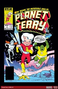 Planet Terry 1985 - 1986 #1