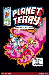 Planet Terry 1985 - 1986 #4