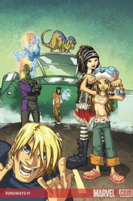 Runaways (Series Three) #1
