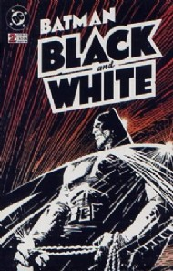 Batman: Black and White 1996 1996 #2