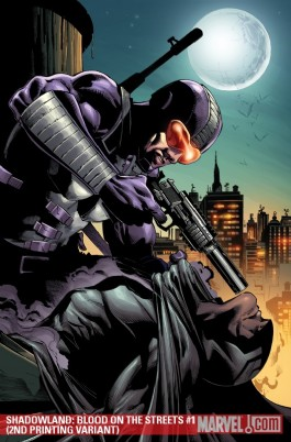 Shadowland: Blood on the Streets #1