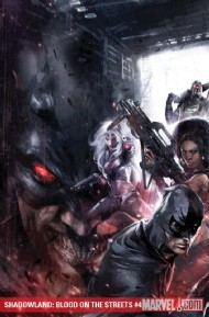Shadowland: Blood on the Streets 2010 #4