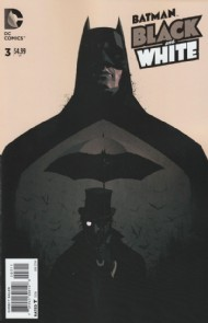 Batman: Black and White 1996 1996 #3