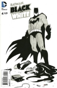 Batman: Black and White 1996 1996 #4