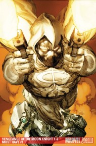 Vengeance of the Moon Knight 2009 - 2010 #1