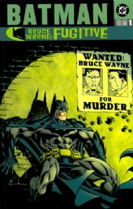 Batman: Bruce Wayne: Fugitive 2002 #1