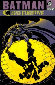 Batman: Bruce Wayne: Fugitive 2002 #2