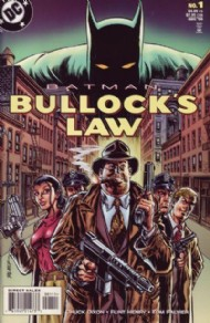 Batman: Bullock's Law 1999