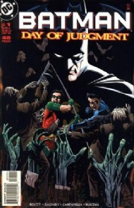 Batman: Day of Judgement 1999 #1