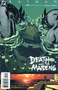 Batman: Death and the Maidens 2003 - 2004 #2