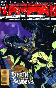 Batman: Death and the Maidens 2003 - 2004 #5