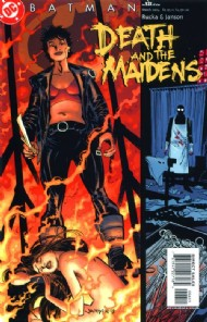 Batman: Death and the Maidens 2003 - 2004 #6