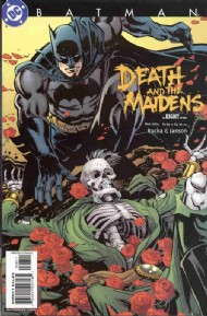 Batman: Death and the Maidens 2003 - 2004 #8