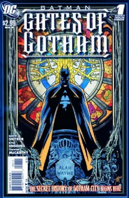 Batman: Gates of Gotham #1