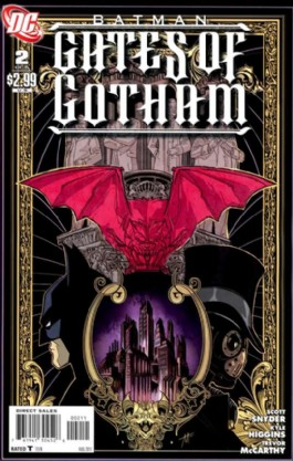 Batman: Gates of Gotham #2