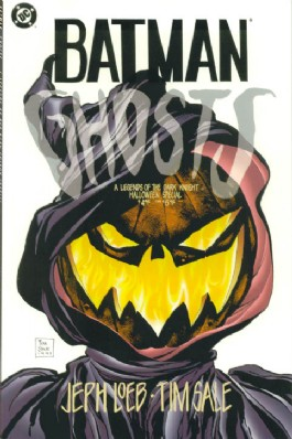 Batman: Ghosts: Legends of the Dark Knight Halloween Special