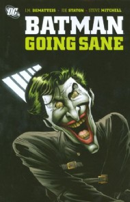Batman: Going Sane 2008 #0