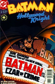 Batman: Hollywood Knight 2001 #1