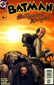 Batman: Hollywood Knight 2001 #2