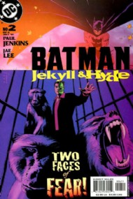 Batman: Jekyll and Hyde 2005 #2