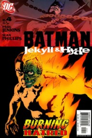 Batman: Jekyll and Hyde 2005 #4