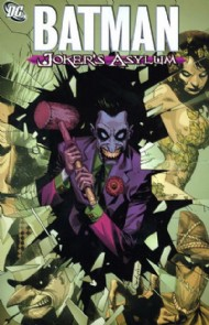 Batman: Joker's Asylum 2008 #2