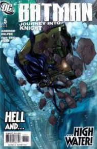 Batman: Journey Into Knight 2005 - 2006 #5