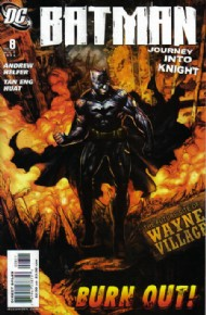Batman: Journey Into Knight 2005 - 2006 #8