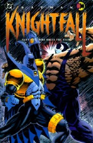Batman: Knightfall 1993 #2
