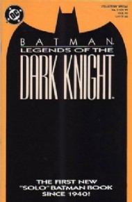 Batman: Legends of the Dark Knight 1994 - 2007 #1