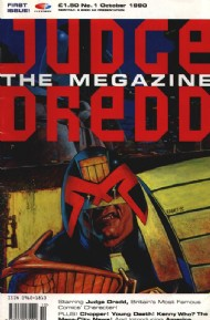 Judge Dredd - the Megazine (Volume 1) 1990 - 1992 #1