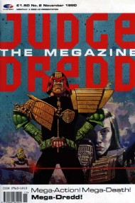 Judge Dredd - the Megazine (Volume 1) 1990 - 1992 #2