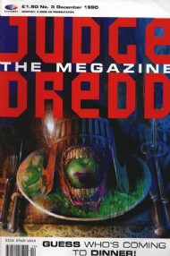 Judge Dredd - the Megazine (Volume 1) 1990 - 1992 #3