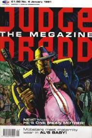 Judge Dredd - the Megazine (Volume 1) 1990 - 1992 #4