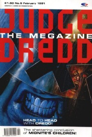 Judge Dredd - the Megazine (Volume 1) 1990 - 1992 #5