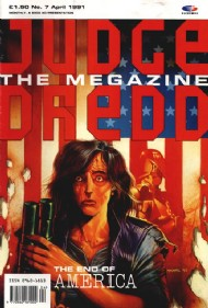 Judge Dredd - the Megazine (Volume 1) 1990 - 1992 #7
