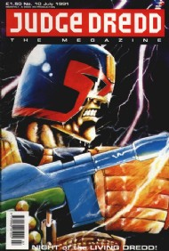 Judge Dredd - the Megazine (Volume 1) 1990 - 1992 #10