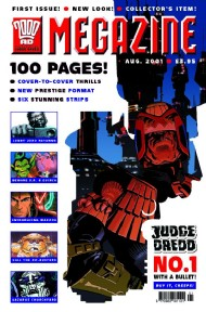 Judge Dredd - the Megazine (Volume 4) 2001 - 2002 #183