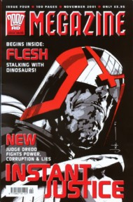 Judge Dredd - the Megazine (Volume 4) 2001 - 2002 #186