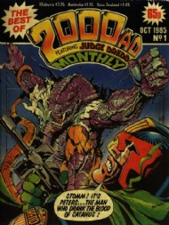 The Best of 2000 AD 1985 - 1995 #1