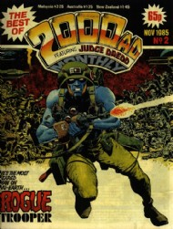 The Best of 2000 AD 1985 - 1995 #2