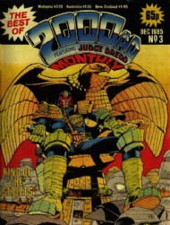 The Best of 2000 AD 1985 - 1995 #3