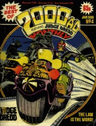 The Best of 2000 AD 1985 - 1995 #4