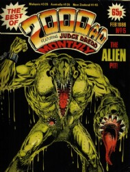 The Best of 2000 AD 1985 - 1995 #5