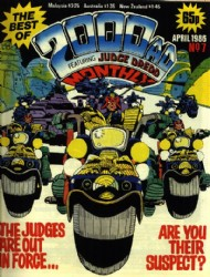 The Best of 2000 AD 1985 - 1995 #7