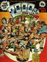 The Best of 2000 AD 1985 - 1995 #9
