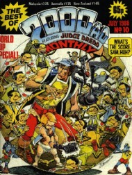 The Best of 2000 AD 1985 - 1995 #10