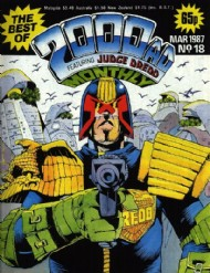The Best of 2000 AD 1985 - 1995 #18